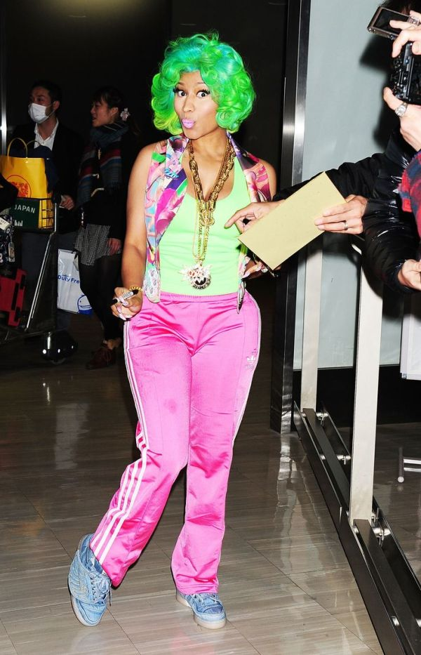 nicki minaj pink sweatpants - Google Search   иι¢кι мιиαʝ ...