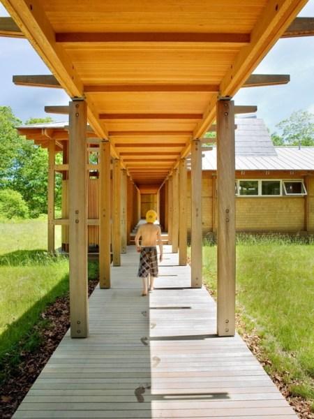 covered garden walkway 12 best Covered walkways images on Pinterest