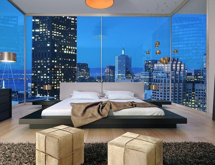 Alaskan King Size Bed 9 X 9 RETREAT Pinterest Beds