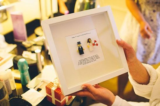 Lego Wedding - Lego Theme Wedding | Wedding Planning, Ideas & Etiquette | Bridal Guide Magazine: