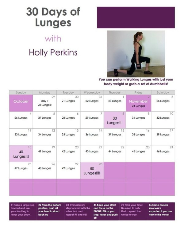 17 Best images about 30 Day Fitness Challenge on Pinterest