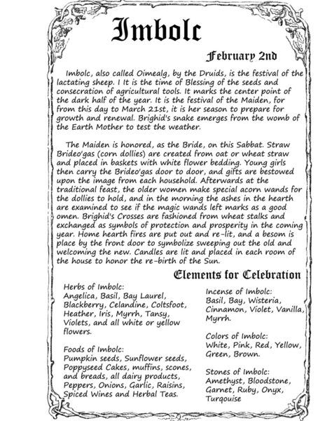 Printable Book Of Shadows Pages Blank Table Of Contents