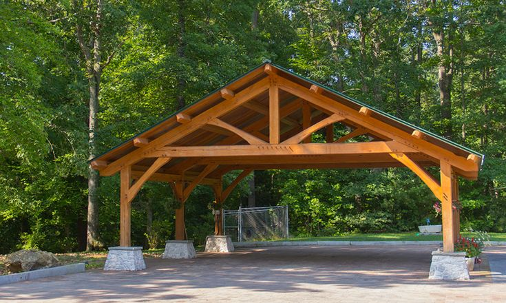 Cedar Carport Thomas Timber Frame Carport Carport