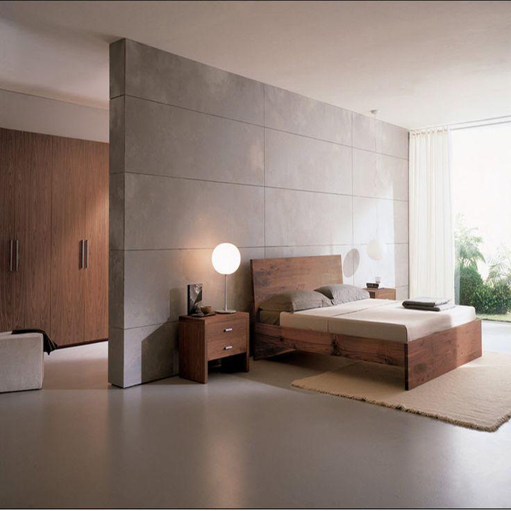 46 best images about Minimalist Bedrooms on Pinterest ... on Minimalist Modern Bedroom Design  id=63091