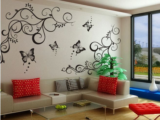 141 best images about ღ murals decals wall painting on wall stickers for living room id=62286