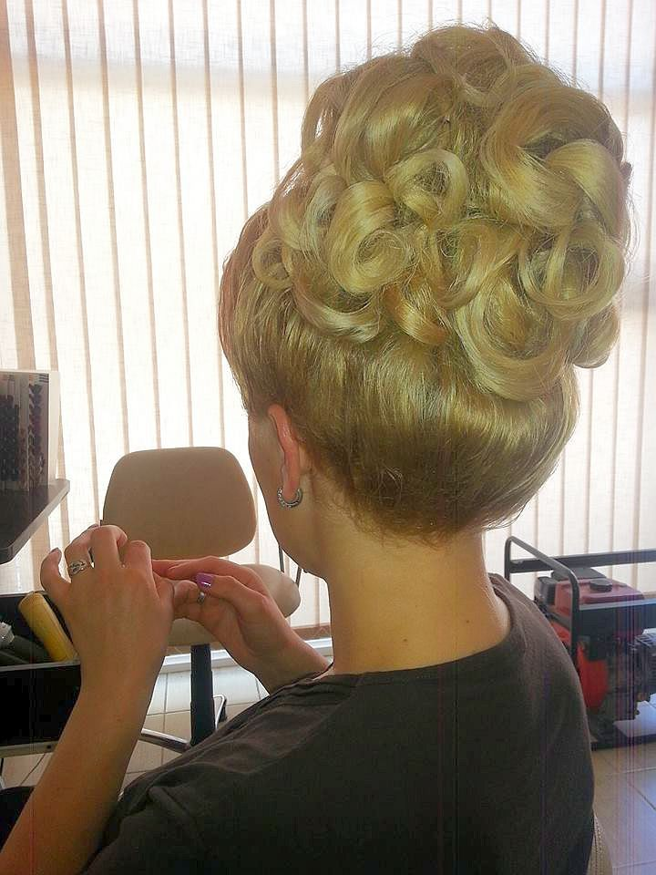 25 Best Ideas About Bouffant Hairstyles On Pinterest