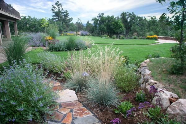 17 Best images about Landscape Styles on Pinterest | Rocky ... on Mountain Backyard Ideas  id=38472