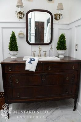 Master Bathroom Details & Reveal - Miss Mustard Seed