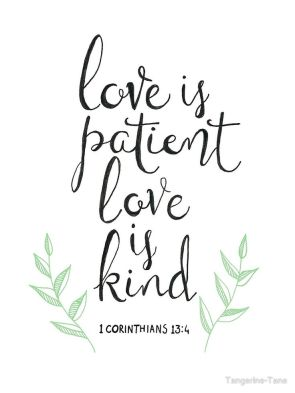 Image result for love is kind quotes