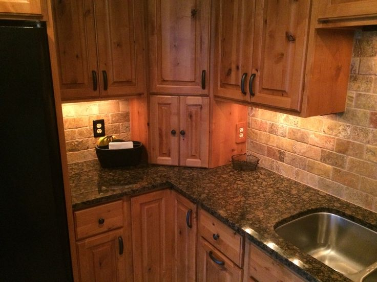 tropical brown granite with maple cabinets - Google Search ... on Backsplash For Maple Cabinets  id=70547