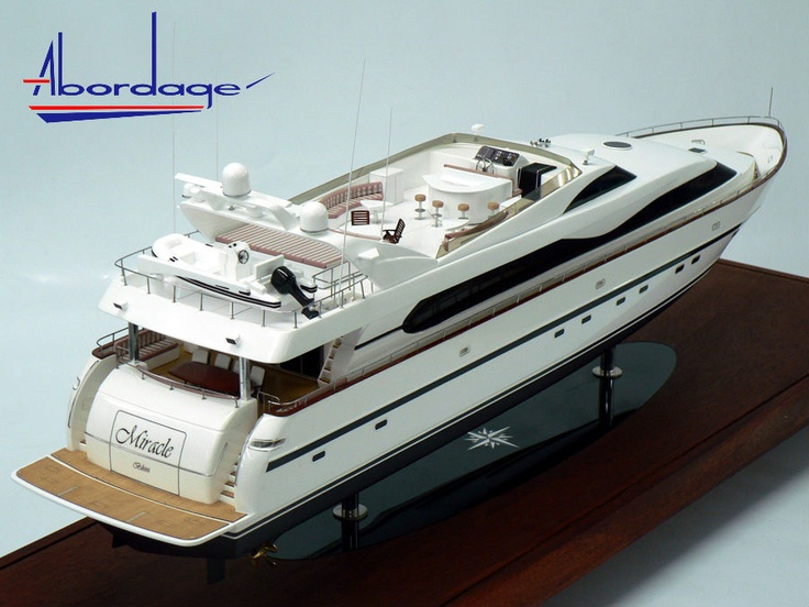 17 Best Images About Custom Mega Yacht Models On Pinterest
