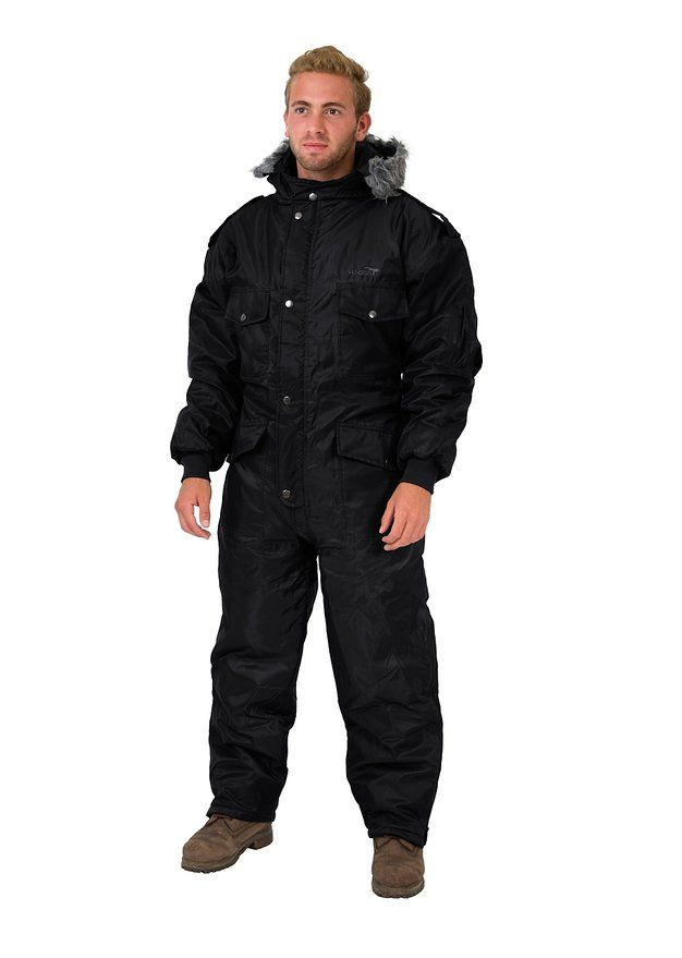 black idf snowsuit winter clothing snow ski suit coverall on cheap insulated coveralls for men id=67651