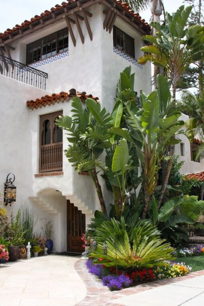spanish style homes with garden 3167 best Spanish Style Homes images on Pinterest