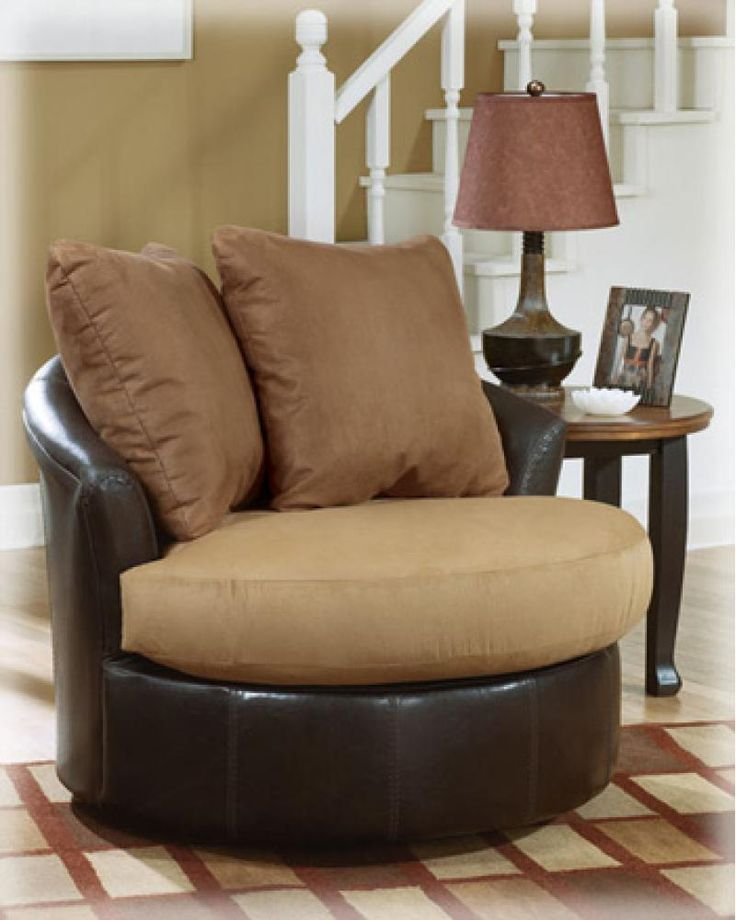 5520144 By Ashley Furniture In Duncan SC Round Swivel
