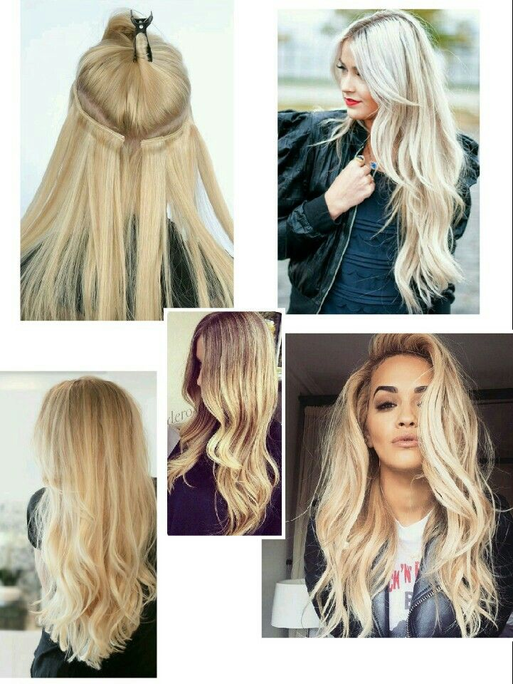 Create a beautiful hairstyles using the proper placement
