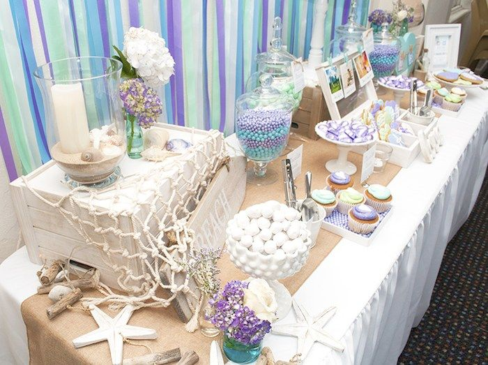 17 Best Ideas About Beach Theme Centerpieces On Pinterest