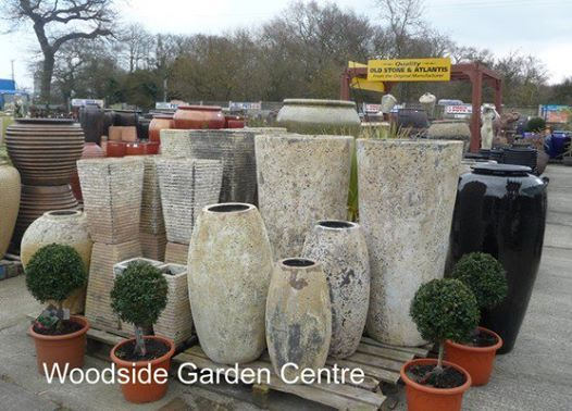Stunning Range Of Atlantis Salvage Garden Pots And Vases Extra Large Garden Pots Pinterest