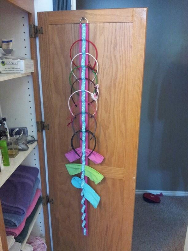 Best 25 Organize Headbands Ideas On Pinterest Baby