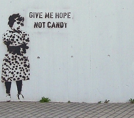 banksey Street art