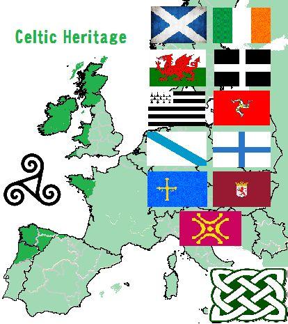 Celtic Heritage & Culture: Alba/Éire/Cymru/Kernow/Breizh ...