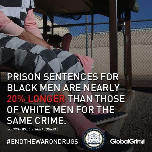 prison sentences for black men are nearly 20 longer than on wall street journal login id=40511