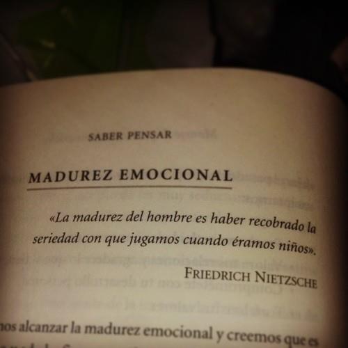 Madurez Emocional Life Style Quotes Pinterest