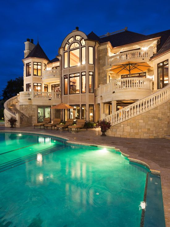 77 best images about Awesome Homes with great architecture ...