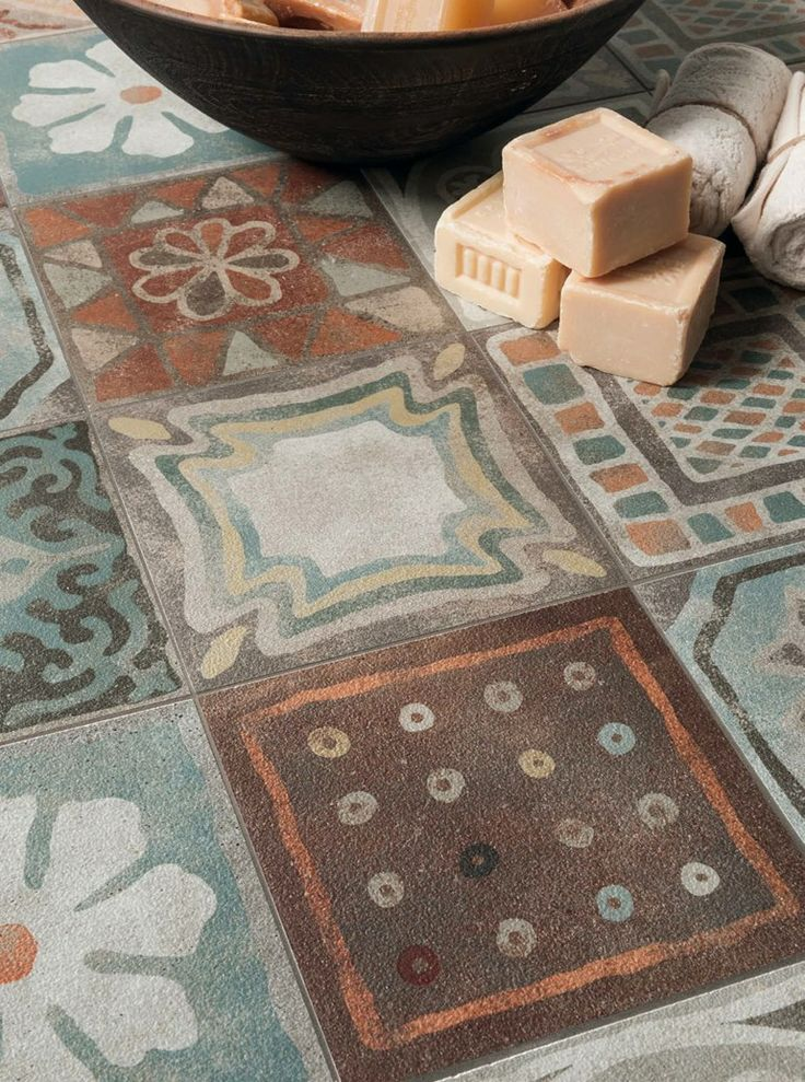 Ecological Porcelain Stoneware Wall Floor Tiles Decori By