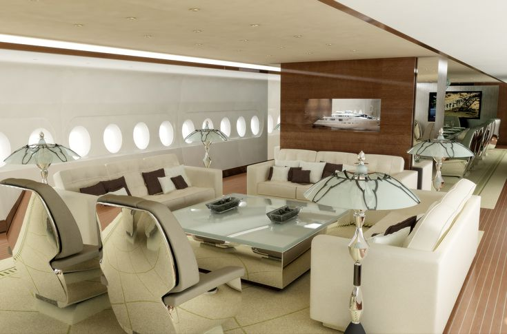 Airbus A380 800 Lounge By Ed 233 Se Doret Private Jet