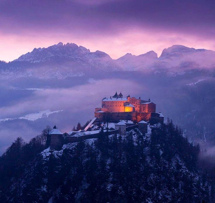 Dare Where Eagles Castle Hohenwerfen Schloss