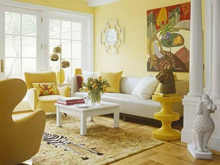 119 best images about color yellow home decor on on living room colors for walls id=84679