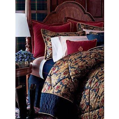 Ralph Lauren Chaps Leighton Comforter Set I Want This It