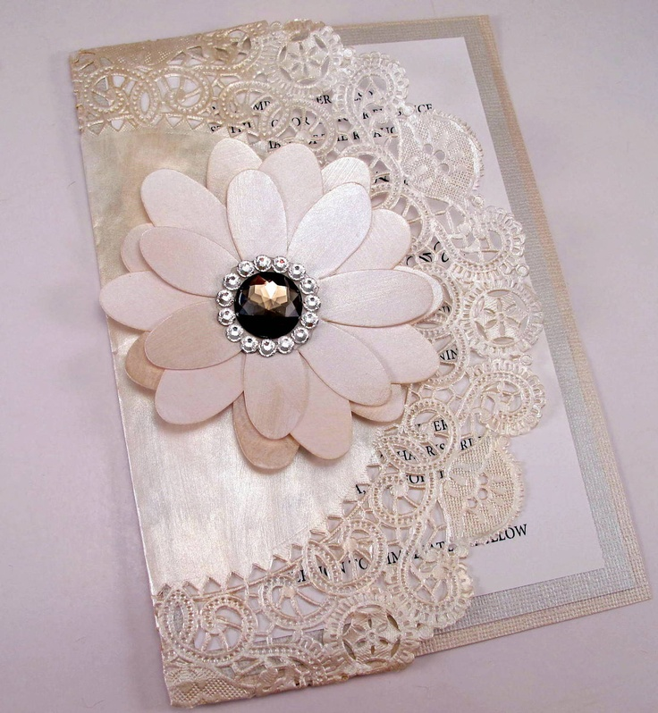25 Best Ideas About Couture Wedding Invitations On