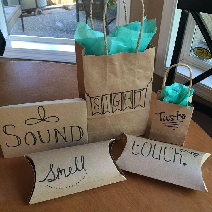 The 5 Senses Sight T Shirt Sound ITunes Gift Card