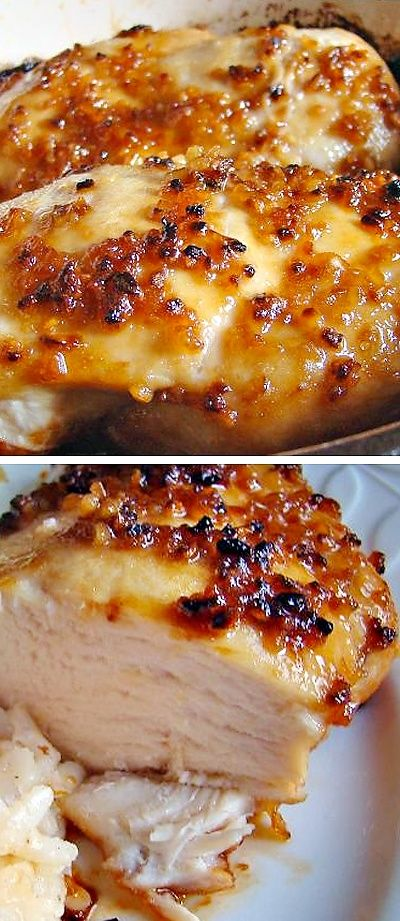 Baked garlic & brown sugar sesame chicken Will definitely make again with a few changes. Used convection oven – will use regular