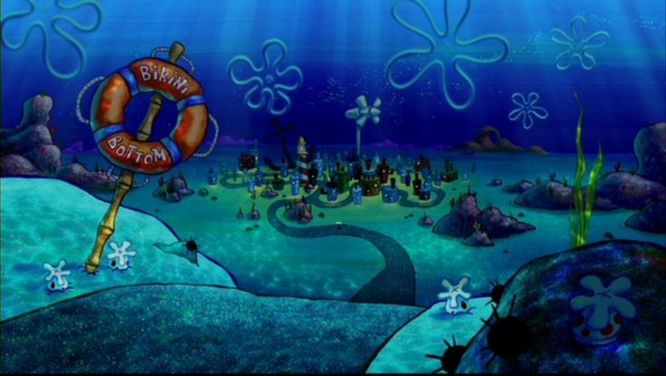 Bikini Bottom Spongebob Google Search Am Prom