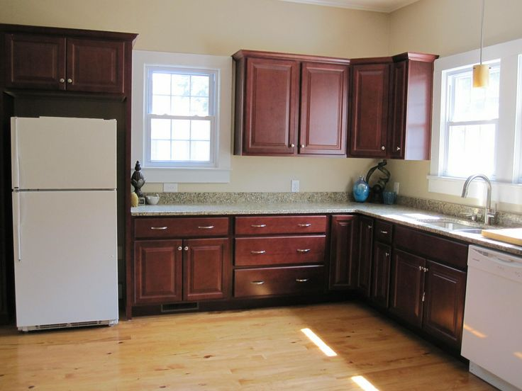 This Traditional Farmhouse Kitchen By Cozart Lumber