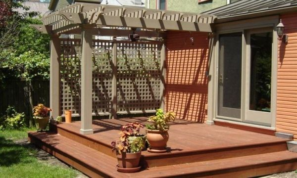 deck and patio ideas for small backyards 17 Best ideas about Small Deck Patio on Pinterest | Small