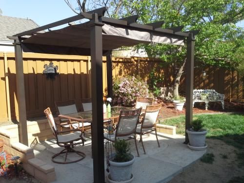368 Best Images About Metal Gazebos On Pinterest