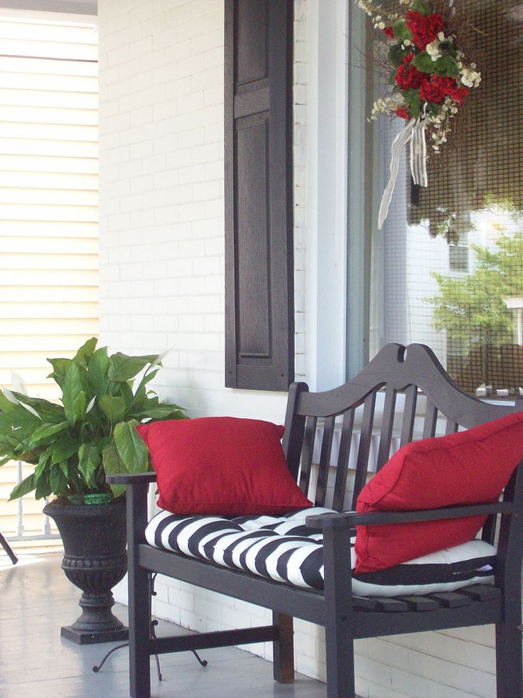 25 Best Ideas About Red Bench On Pinterest St Micro