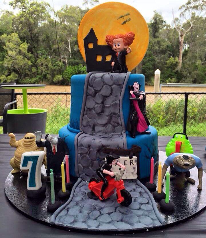 Hotel Transylvania 2 Cake Cakes I Ve Made Pinterest