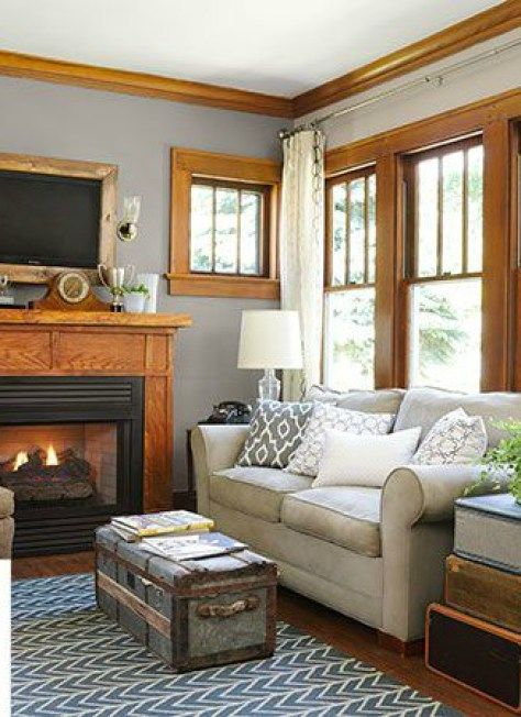 the best paint colours to go with oak or wood trim on interior paint colors id=19862