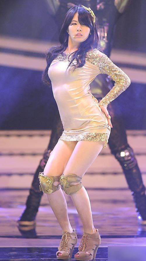 Thinspiration 4minute Hyuna Body Thinspiration Pinterest
