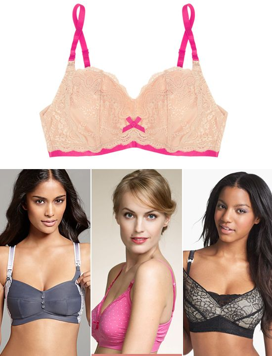 These nursing bras not only are sup