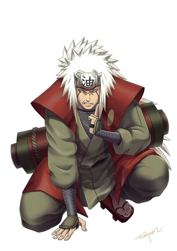 100043 images about Jiraiya EroSennin Naruto on