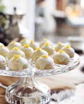 Highly sought after recipe for High Tea Lemon Cookies….everyone will want this recipe after they taste these delicious cookies.