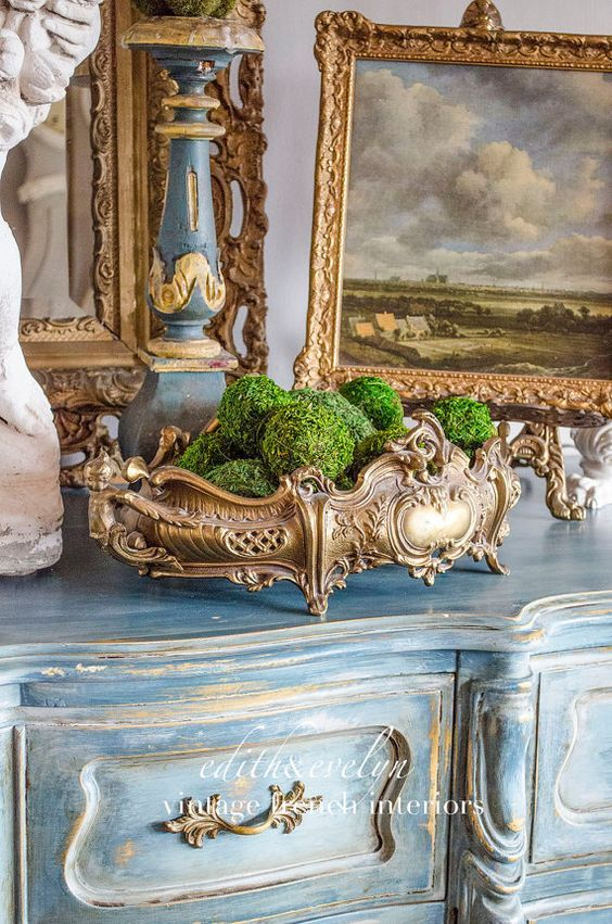 European French Country Decor