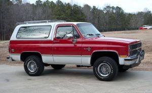 1984 Chevrolet Blazer | GM Trucks 1973 to 1987 | Pinterest