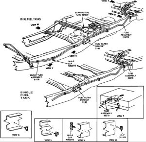 1996 ford f 250 brake lines | Ford F250 Brake Line Diagram | DIY & Crafts that I love