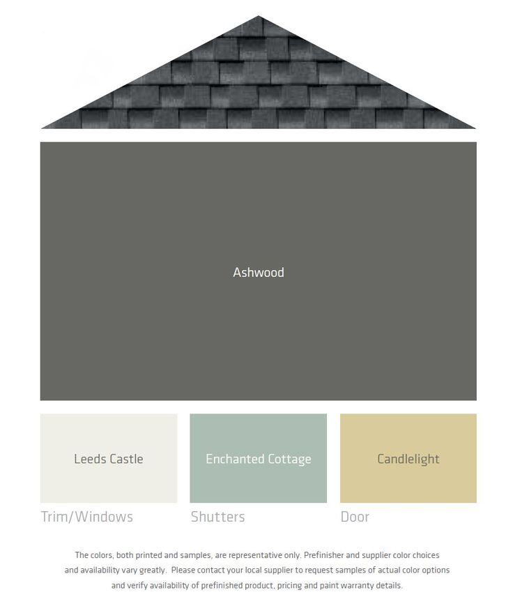 Lp Smart Side Color Palettes Exterior Plans Pinterest